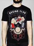 Футболка Boxing club Боксерский клуб