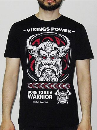 Футболка VIKINGS POWER
