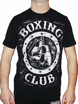 Футболка BOXING CLUB BLACK WARRIORS