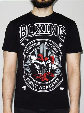 Футболка Boxing Fight academy
