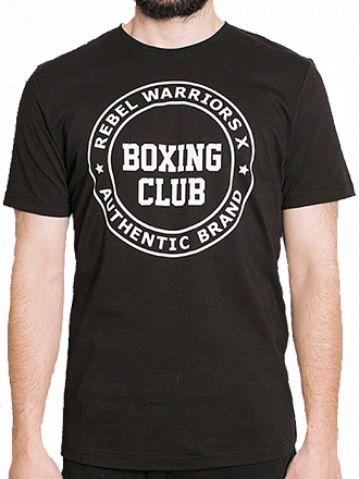 Футболка BOXING CLUB BLACK